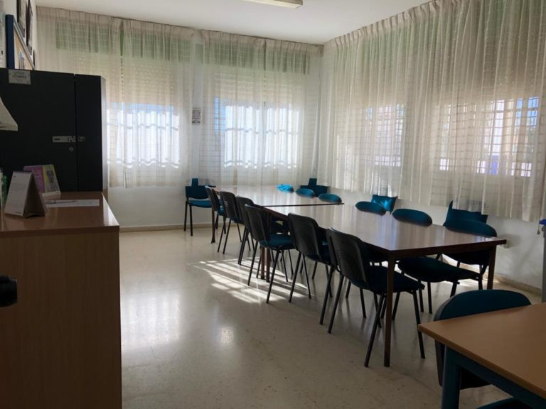 Sala de profesorado